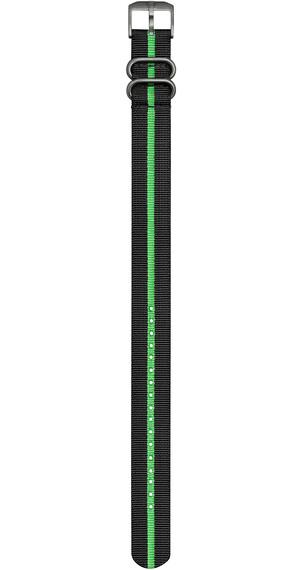 Luminox Nato Wristband 23mm Black/Green